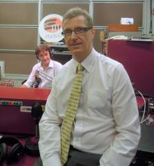 Steve Barnes the Visa Geeza at RTHK