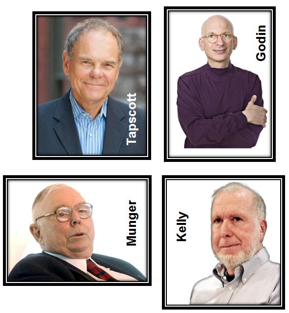 my intelletual heroes